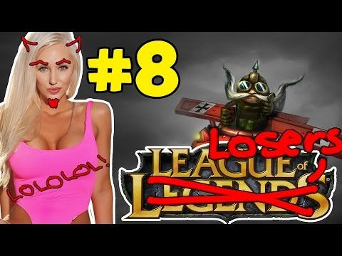 League Of Losers #8: How To Rape A Man! video