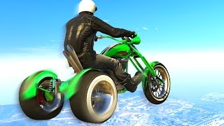 HOW TO BE A BIKE GANG! (GTA 5 Funny Moments)