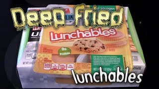 Deep Fried Lunchables