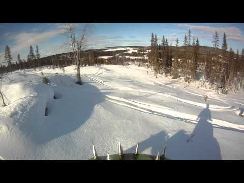 ARCTIC CAT BOUNCY HILLCLIMB SPRING 2013
