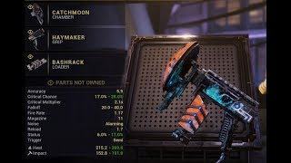 Catchmoon-Kitgun put to the test | Warframe