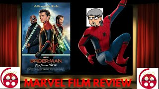 Spider-Man Far From Home (2019) Marvel Film Review