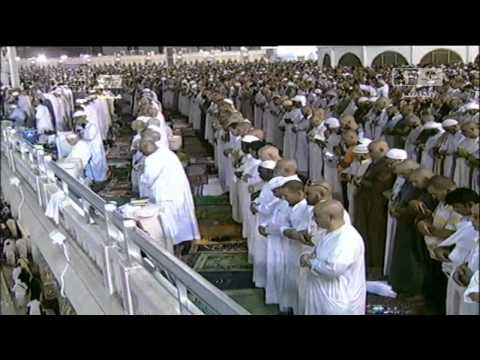 تلاوة خاشعة جدا رمضان 1433هـ Sheikh Juhany Crying Emotional Makkah Taraweeh 2012 video
