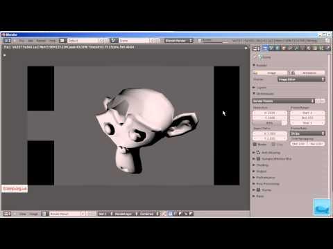 3D моделирование. Blender. Урок 1. Часть 2.
