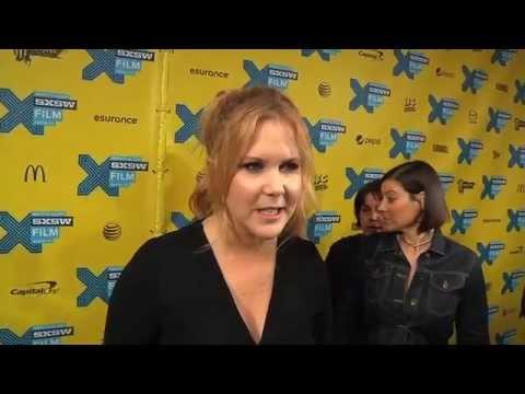 Amy Schumer Interview - Trainwreck SXSW Premiere