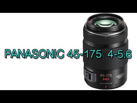 Panasonic 45-175mm f/4.0-5.6 (H-PS45175E) специфический теле-зум