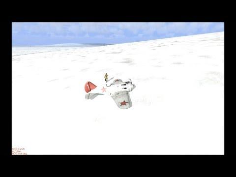 Let's Play IL-2 Sturmovik - JU-88's Over Murmansk - Part 2