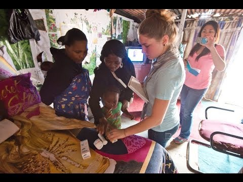 Design With Understanding: Notre Dame Students Create HIV/AIDS Awareness in South Africa