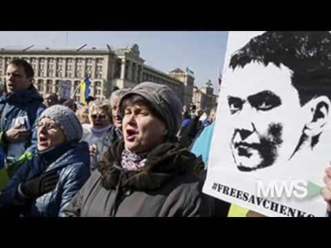 Nadiya Savchenko: Russia pardons & frees Ukraine servicewoman