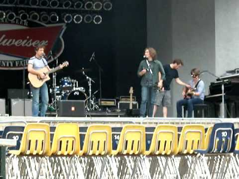 Hanson Two Tears soundcheck in Bakersfield