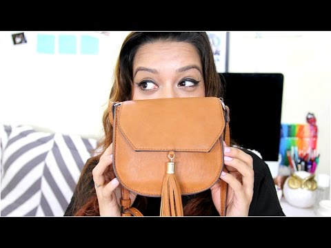 What's In My Bag? | Debasree Banerjee
