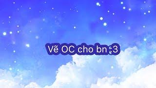 Vẽ OC cho bn trên PopJam🙈🙉 - by YuMi Channel