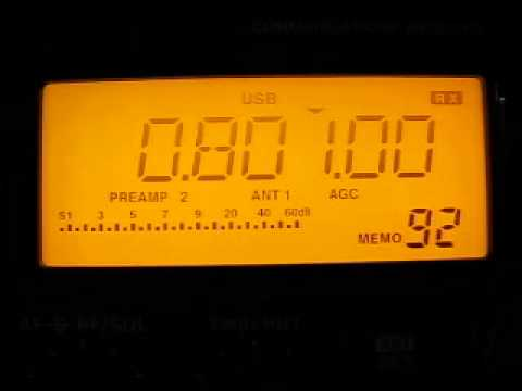 Bayern Plus 801 kHz. 25.10.2012.