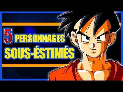 7 PERSONNAGES (TROP) SOUS-ESTIMES DANS DRAGON BALL - DBTIMES #17