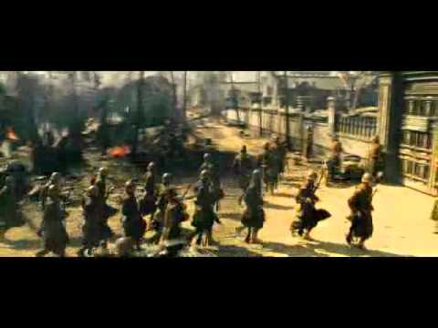 The Flowers of War - US Trailer (The New)《金陵十三钗》国际版预告片