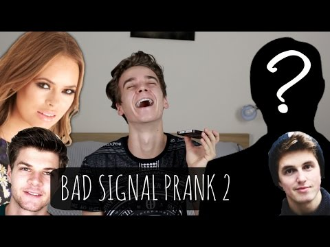 More Bad Signal Prank | ThatcherJoe