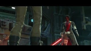 Ch 1 Part 2, Dromund Kaas, The Grey Sith Warrior [Lawful Neutral] SWTOR