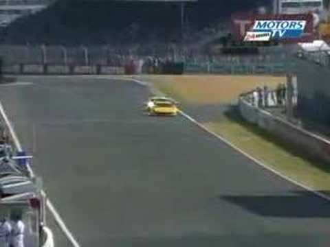24 Hours of Le Mans 2006 - Corvette C6R vs Aston Martin DBR9