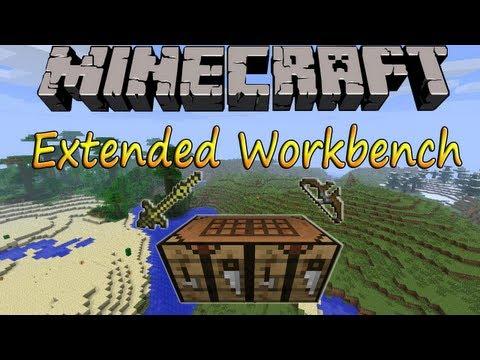 Minecraft 1.5.2 - Instalar Extended Workbench / Español