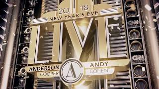 CNN - New Year's Eve Live 2018