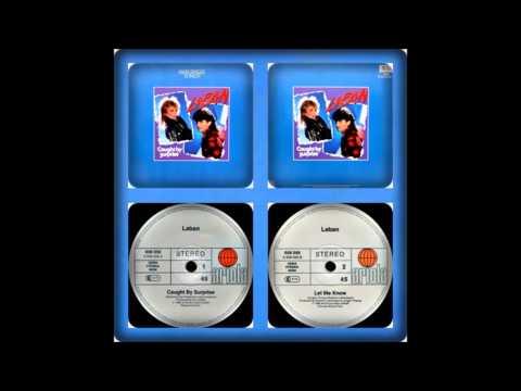 Laban - Caught By Surprise   Let Me Know 1986 video