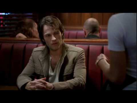 True Blood: Sookie meets Bill for the first time 1x01