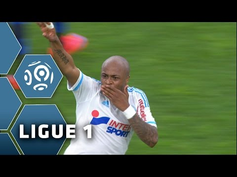 But André AYEW (79') / Olympique de Marseille - AS Monaco (2-1) -  (OM - MON) / 2014-15
