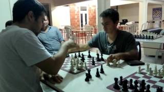 GM Alexander Ipatov vs GM Dragan Solak 3min bullet