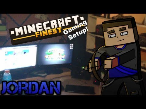 Jordan's Gaming Setup - 250k Special Part 2 of 3