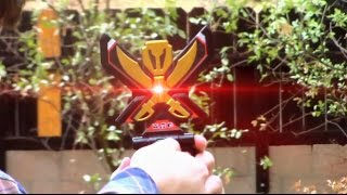 Power Rangers Dino Super Charge Legendary Dino Chargers Extended Part 1