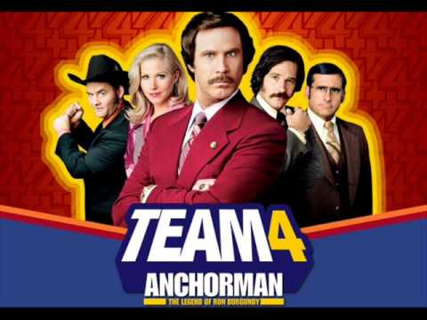 Anchorman: The Legend Of Ron Burgundy (2004) Commentary