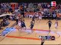 Shawn Marion dunk over Dirk Nowitzki
