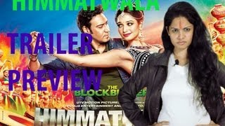 Himmatwala Official Trailer 2013 | Latest Bollywood Hindi Movie | Ajay Devgn I Tamannah Bhatia!!