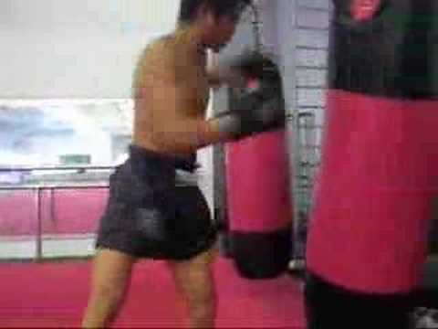 baguio sanshou warrior training highlight Image 1