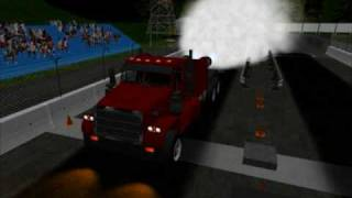 Jet Truck Haulin Azz Video Game