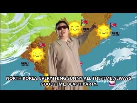 MC voice of korea goes with hip hop