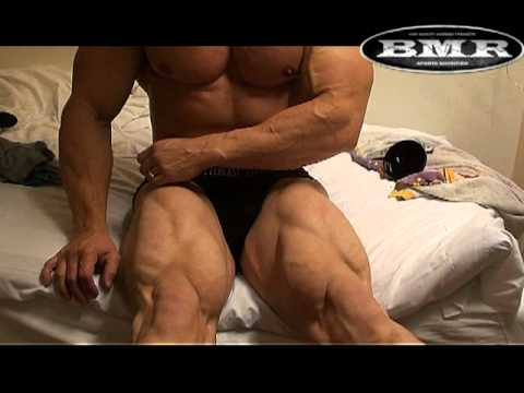 Big Fat Pecs, Insane Vascularity And Ridiculous Legs. Daniel the Beast video