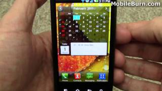 LG Optimus 2X dual-core Android smartphone - part 2 of 2