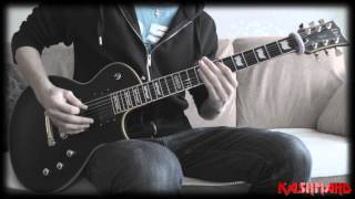 Avenged Sevenfold - Unholy Confessions (High Quality guitar cover)