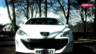 Peugeot 308 CC review | Perrys Motors