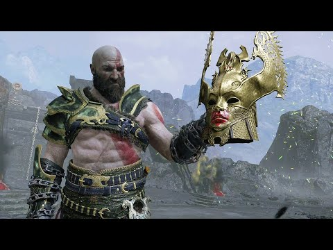 God of War (PS4) - Defeating the 9 Valkyries