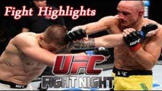 Vitor Miranda x Abu Azaitar - UFC Fight Night 134 Hamburgo - Highlights 2018