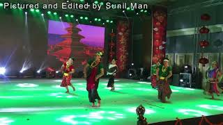 Chinese Spring Festival 2018 Nepali Perfomance 2