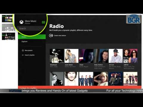 Windows 8.1 screenshots leaked again, show revamped Xbox Music and new apps like Movie Moments