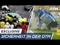Lagu Crash bei 255kmh: So sicher sind die DTM-Autos!