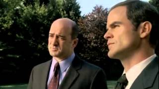 The Sopranos - Tony and FBI talk terrorism