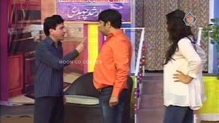 Best Naseem Vicky and Tariq Teddy Stage Drama Jane Bhi Do Yaar 2015
