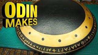 Odin Makes: Wonder Woman's Shields