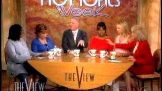 "On The View, Goldberg calls Beck ""lying sack of dog mess"""