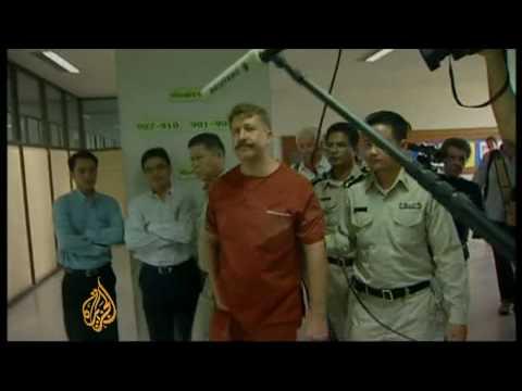 Thailand to extradite 'arms smuggler'